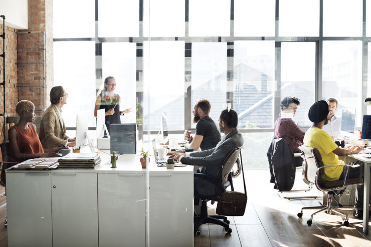 How can the office workplace respond to Covid-19?
